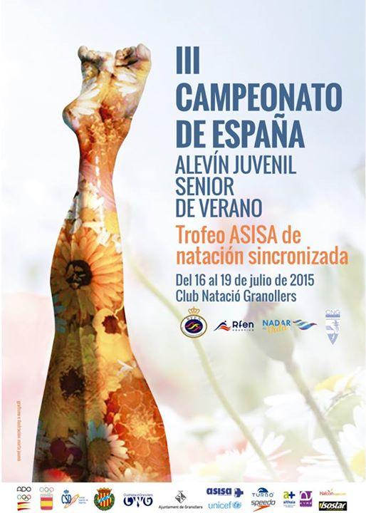 campeonato españa 2015 alevin juvenil