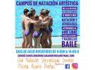 Campus de Natación Artística del mejor Club Gallego